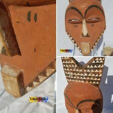 EXQUISITE Eastern Pende Mask Figure Sculpture Statue Tribal African Art