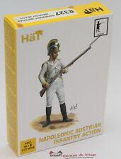 HaT Nap Austrian Infantry Action 1/72 Scale Unpainted Plastic Figures 8327