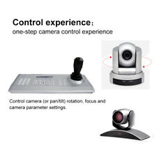 4D keyboard controller joystick RS422&RS48 Port Sony VISCA for Conference Camera