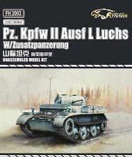 Flyhawk 1/72 3003 Pz.Kpfw II Ausf L Luchs w/Zusatzpanzerung