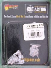 Warlord Games Bolt Action 28mm US Army Forward Observer Officers (3 Figures)