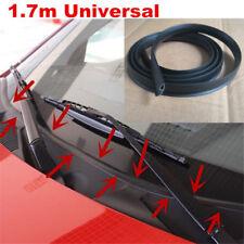 Car Ageing Rubber Seal Under Front Windshield Panel Sealed Trim Moulding Strips`