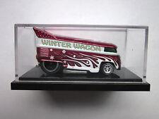 HOT WHEELS LIBERTY PROMOTIONS - 2009 HOLIDAY WINTER WAGON VW DRAG BUS 584/1300