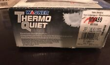 Disc Brake Pad Set-ThermoQuiet Disc Brake Pad Front WAGNER MX459
