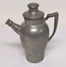 Old English Genuine Pewter Pitcher Flagon