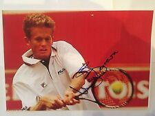 Tennis star Wayne Ferreira AUTOGRAPHED picture photo