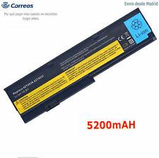 Bateria para Lenovo Thinkpad X200 X201 Fru P/N 42T4534 6 celdas Ion-litio