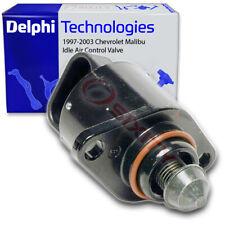 Delphi Idle Air Control Valve for 1997-2003 Chevrolet Malibu - Fuel cc