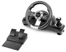 For PS4 Steering And Wheel Pedals Controller Gear Shift Xbox PS3 Playstation Kit