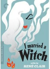 I Married A Witch (2013, DVD NEW)