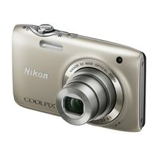 Nikon COOLPIX S3100 Digital Camera - Includes 2GB SD Card and A/C Charger