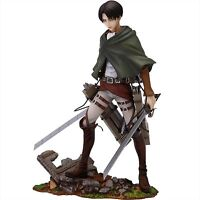 Sentinel BRAVE-ACT Attack on Titan Levi 1/8 Scale Painted Figure