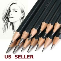 Sketch Art Drawing Pencil Sketching Graphite Artist Sketch Soft Set Of 14