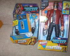 GUARDIANS OF THE GALAXY VOLUME 2 -MUSIC MIX STAR-LORD & MINI MP3 BOOMBOX, UNOPEN