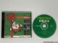 Christmas Crisis - Philips CD-i - Magnavox - CDI