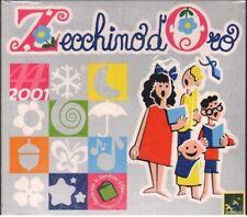 44° Zecchino d'Oro 2001 CD NUOVO  Scacco Matto. Il gallo ha fatto l'uovo. W la N