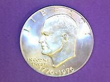 Eisenhower Silver Dollar - 1976 S - KM# 203a