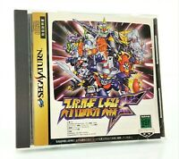 Super Robot Wars Taisen F - Sega Saturn JAP Japan complet