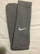 Nike OG Tube Socks Men 8-12 Gray