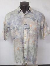 VTG Men's Countess Mara Short Sleeve Button Front Pocket Shirt Size M/L Hawaiian