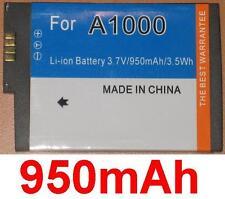Batterie 950mAh Für MOTOROLA A1000, A1010, M1000, art SNN5697A