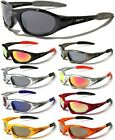 NEW Xloop Sunglasses Black Blue Grey Red Silver Orange Yellow Mens UV400 Shades