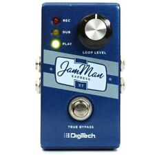 DigiTech JamMan Express XT Phrase Sampler / Loop Pedal Guitar FX Looper - New