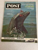 Vintage Post Magazine Saturday Evening Post Ads Advertisement January 4-11,1964