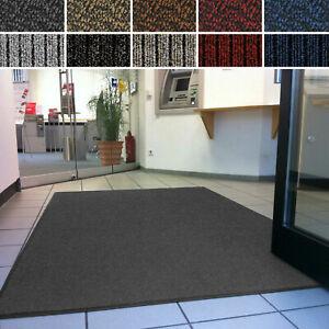 Schmutzfangmatte Fußmatte Tür-Matte Fußabtreter Bodenmatte Industriequalität NEU
