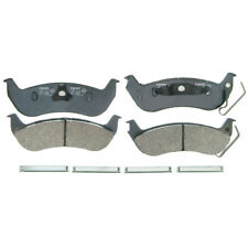 Disc Brake Pad Set Rear Federated D932C