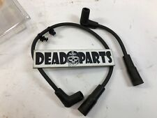 Harley stock black Dyna fxd spark plug wire cables