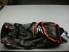 Easton Wheeled Catcher Player Equipment Bag Baseball / Softball Realtree Camo