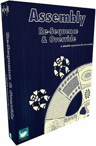 Assembly: Re-Sequence & Override Card Game