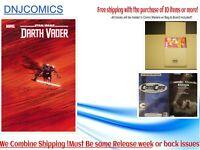 STAR WARS DARTH VADER #10 CVR A 2/10 2021 Pre-sale NM Marvel Comics
