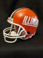 """RIDDELL University of Illinois Fighting Illini Collectible  6"""""""