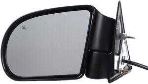 Door Mirror Left Dorman 955-072