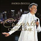 ANDREA BOCELLI - CONCERTO: ONE NIGHT IN CENTRAL PARK (REMASTERED) CD NEU