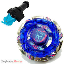 Fusion METAL Beyblade Masters PROTEUS POSEIDON BB-P02+BLUE STRING LAUNCHER+GRIP