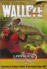 Lindner Walleye Fishing Walleye Patterns DVD NEW