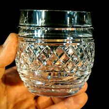 Beautiful Waterford Crystal Castletown Old Fashioned/ Whiskey Glass