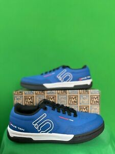 FIVE TEN Freerider Pro EQT BLUE 5317 Mens Cycling shoes Size US 9.5
