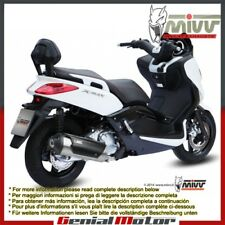 Scarico Completo MIVV Urban Acciaio inox per Yamaha X-Max 250 2006 > 2016