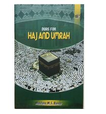 Duas For Hajj And Umrah Book Arabic with English Translation