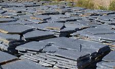Naturstein Polygonalplatten Wand und Boden Fliesen Toscana 40 m² 4-7