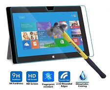 "Microsoft Surface Pro 3 12"" Temper Tempered Glass Screen Protector Shield"