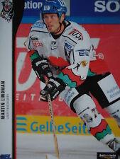 008 Martin Lindman Augsburger Panther DEL 2005-06