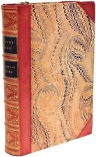 DICKENS, Charles - Our Mutual Friend - c. 1890 - IN A FINE LEATHER BINDING