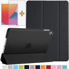 smart Cover iPad 10.2 2019 Schutzhülle Case Leder