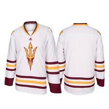 adidas Arizona State Sun Devils White Hockey Jersey 2fde416f2