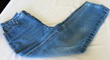 Vtg Women's Calvin Klein Jeans 100% Cotton Made in USA Sz. 12 90's Mom Jeans